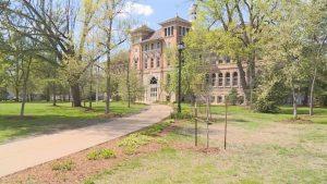 UWSP Main Building
