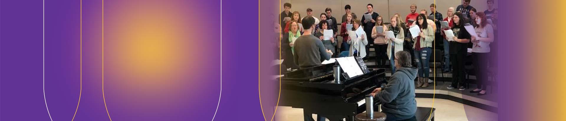 Choir at UWC
