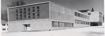 First UW Center Building in the State