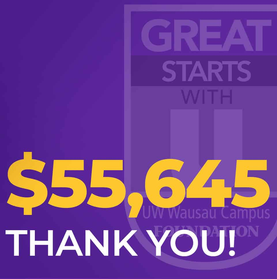 $55,645 Thank You